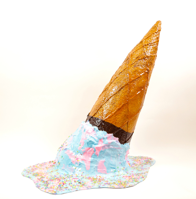 , 'Unicorn Tears Jumbo Cone,' 2017, Fabrik Projects Gallery