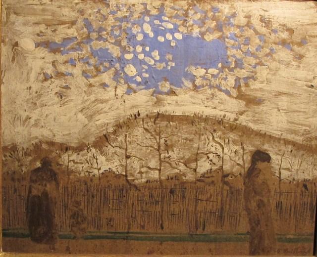 Édouard Vuillard, 'Suburb,' ca. 1900, Browse & Darby