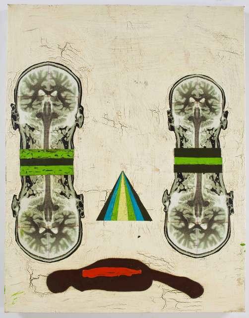 , 'Pixelated Joker,' 2012, Anglim Gilbert Gallery