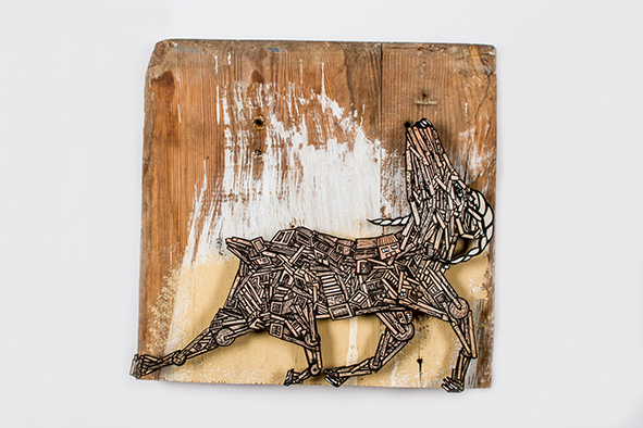 Dede Bandaid, 'Stuck', Zemack Contemporary Art