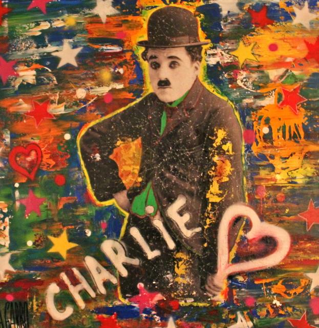 , 'Charlie,' 2016, Samhart Gallery
