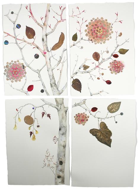 , 'Scarlet Tree of Luscious Fruit,' 2013, Kathryn Markel Fine Arts