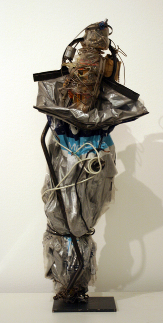 Philadelphia Wireman, 'Untitled', 1970-1975, Sculpture, Wire, found objects, William Shearburn Gallery