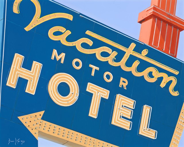 , 'Vacation Motor Hotel,' , Gallery 1261