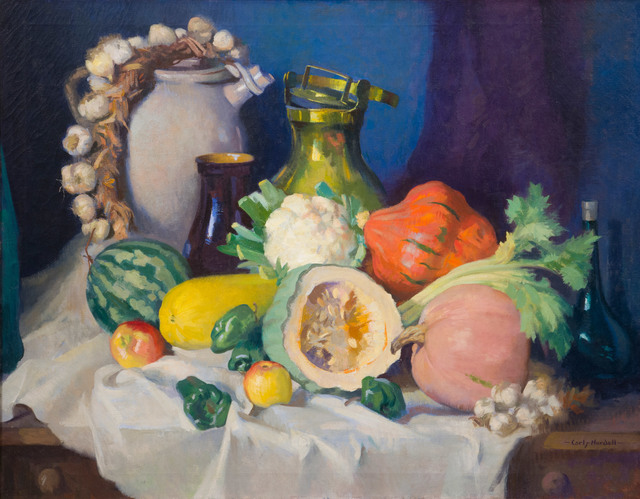 Carl John David Nordell, 'October Still Life', 19th -20th Century, Vose Galleries