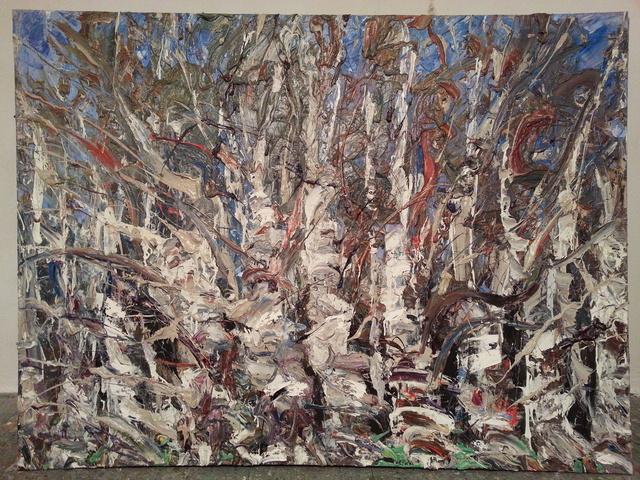 , 'Birchwood, Spring,' 2010, Vasilisa Kameneva