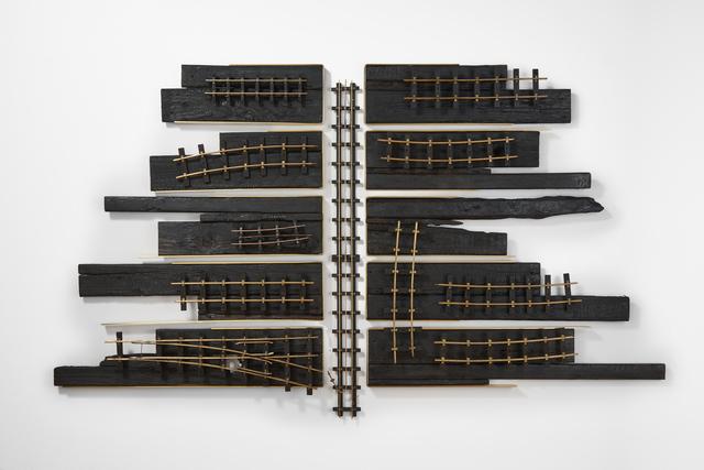 LR Vandy, 'Railway Work #01', 2019, October Gallery