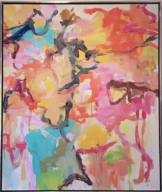 Kikuo Saito, 'PRELUDE', 2012, Painting, Acrylic on canvas, Judy Ferrara Gallery