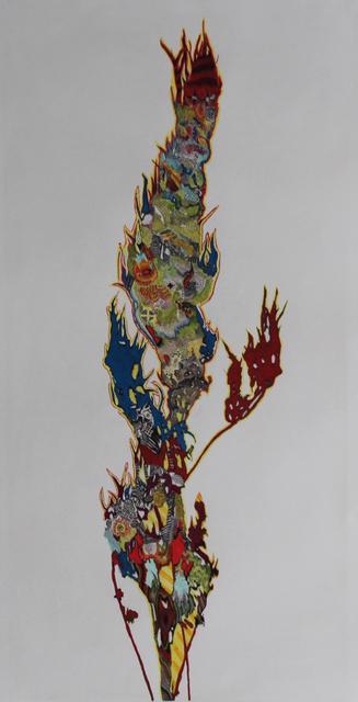 George Mead Moore, 'TORRE A COLOR II', 2011, Galería Quetzalli
