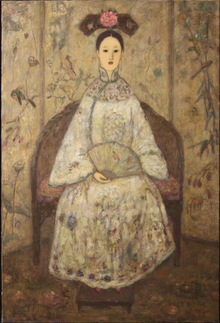 Juanli Jia, 'Female Portrait', 1995-2005, EastCoastArt