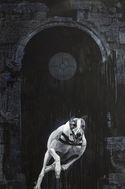 , 'Nightwatch III,' 2019, Thompson Landry Gallery
