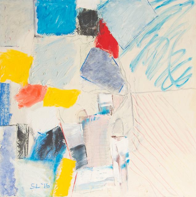 , 'Armchair Afternoon,' 2016, Carter Burden Gallery