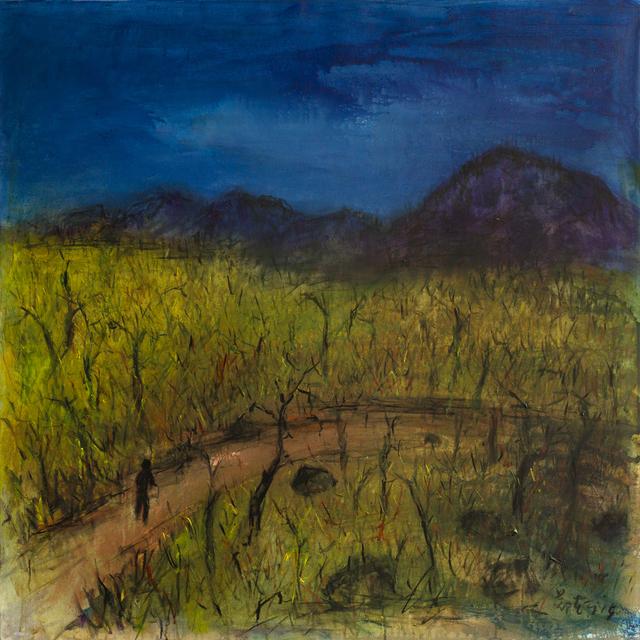 , 'Late Autumn | 晚秋,' 2015, Matthew Liu Fine Arts