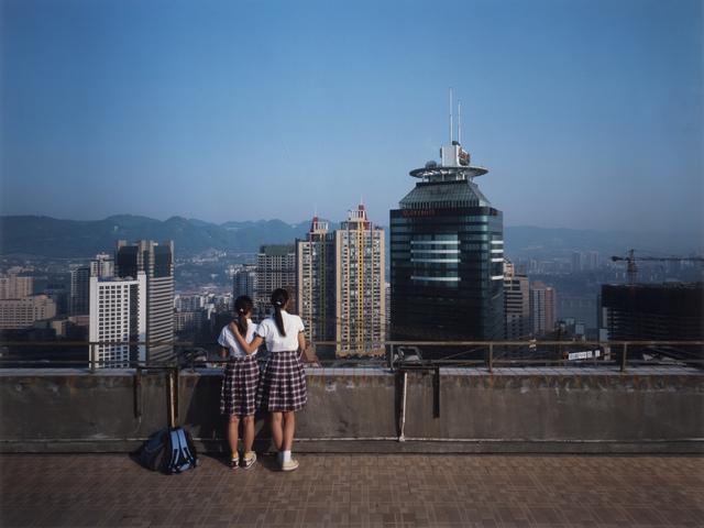 Weng Fen, 'Bird's Eye View', 2005, Giampaolo Abbondio