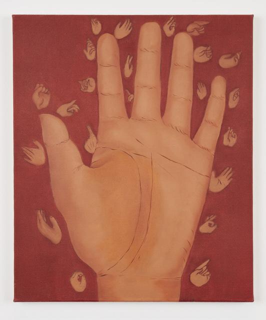 , 'La Mano Poderosa,' 1978, Lehmann Maupin