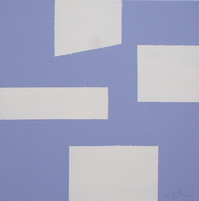 , 'Spatial Study I,' , The George Gallery