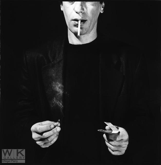 , 'Martin Amis,' 1995, Weiss Katz Gallery