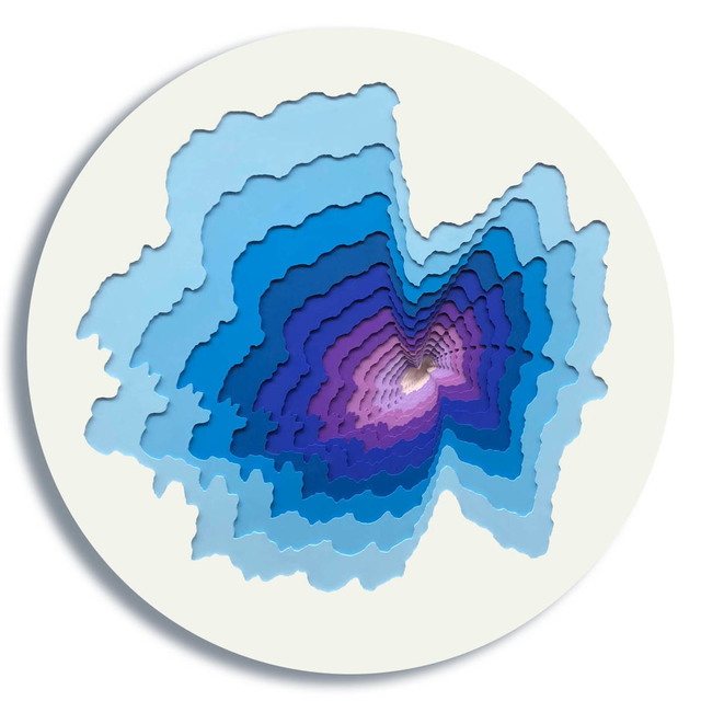 , 'Oceanic Blue,' 2019, Steidel Contemporary