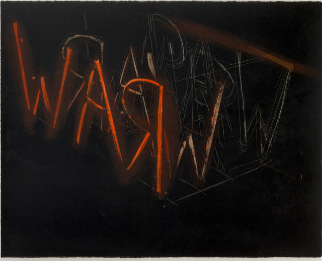 , 'Raw War,' 1971, Sims Reed Gallery