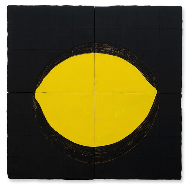 , 'Lemon, Nov. 28, 1983,' 1983, Parrish Art Museum