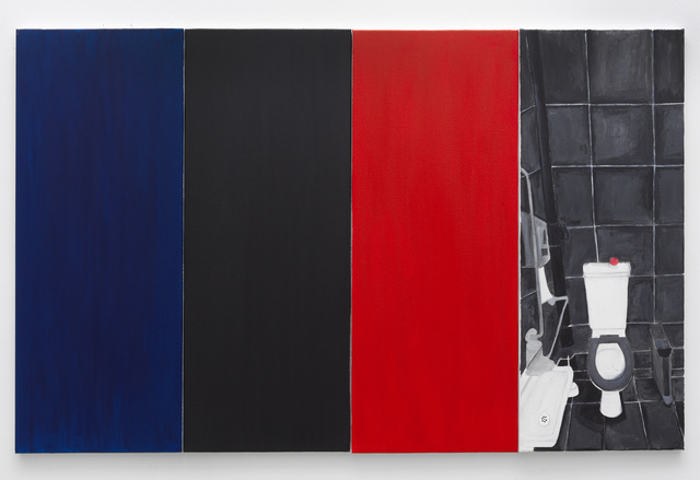 , 'Blue, Black, Red, Apple,' 2020, Galerie Fons Welters