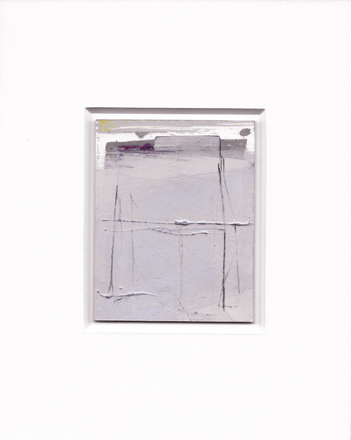 Doug Trump, 'Room', 2014, Drawing, Collage or other Work on Paper, Oil and pencil on 1/4 ply museum board, Margaret Thatcher Projects
