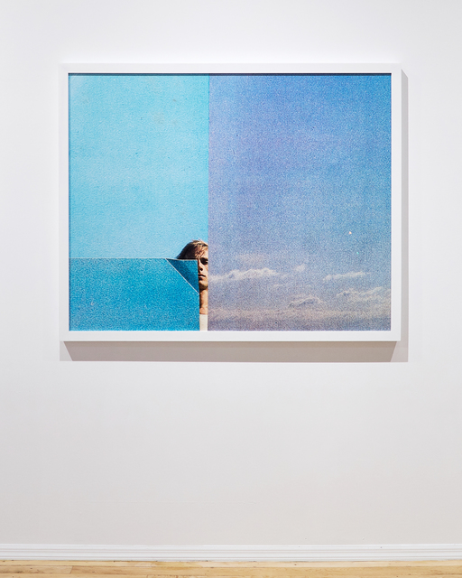 Pacifico Silano, 'Boundless Blue', 2019, Rubber Factory