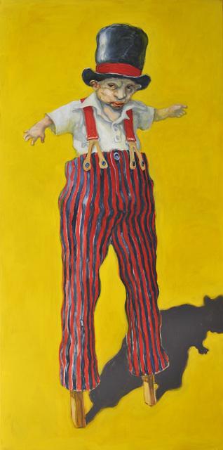 Michael Kvium, 'The Giant', Galleri Franz Pedersen