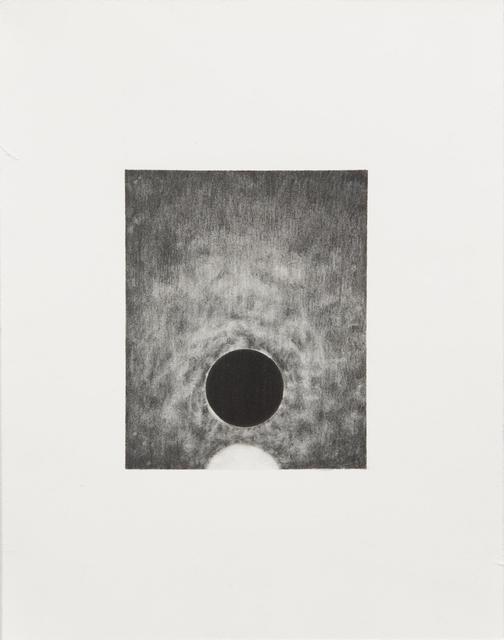 , 'Ce que dit la bouche d'ombre 3,' 2018, Galerie Nicolas Robert
