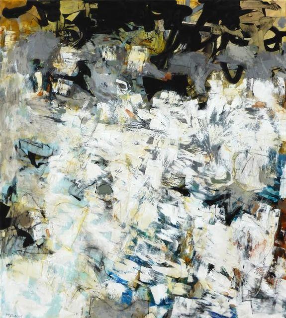 , 'Silent Night,' 2016, J GO Gallery