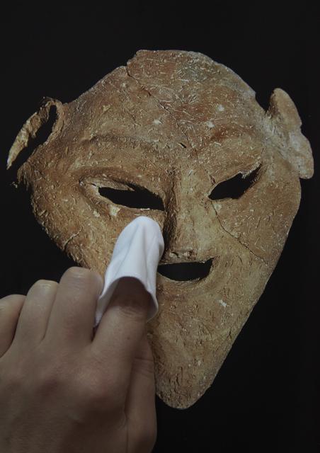 , 'Zero Dynasty III,' 2017, Maisterravalbuena