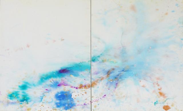 , 'Breathed on Them John 20:22 吹一口氣 約20.22  ,' 2017, Artrue Gallery