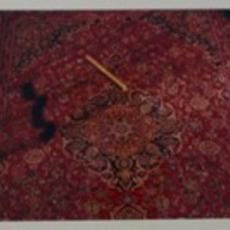 , 'Persian Rug,' 2010, Graça Brandão