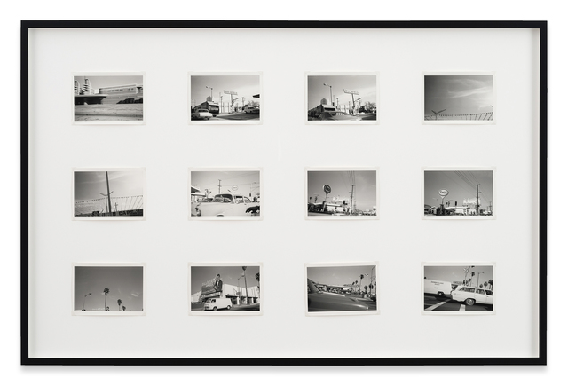 Stephen Shore, 'Los Angeles, California, February 4, 1969', 1969, Sprüth Magers