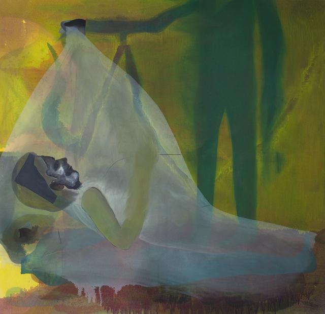 , 'Lazarus,' 2012, Diana Lowenstein Gallery