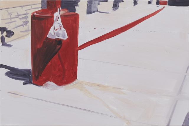 , 'Garbage Bag,' 2016, Philipp von Rosen Galerie
