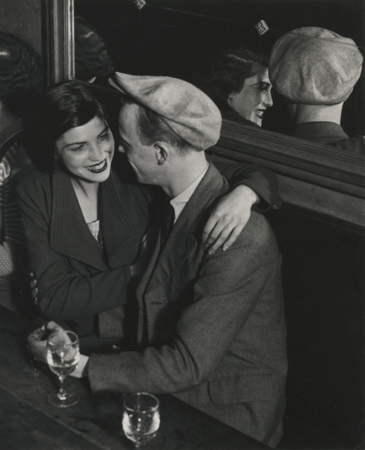, 'Couple at the Bal des Quatre Saisons, Rue de Lappe,' 1933, Edwynn Houk Gallery