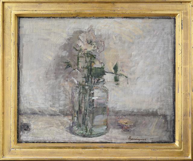 , 'White flowers,' , Jonathan Cooper