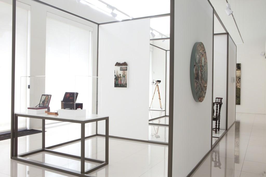 Jaco van Schalkwyk: -arium Installation