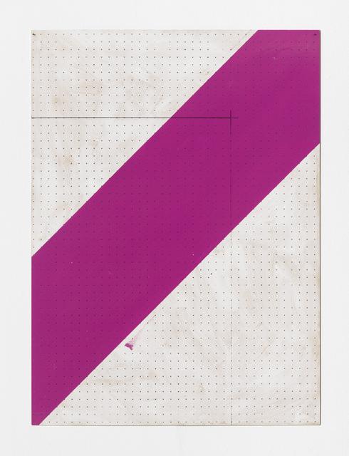 , 'Boxenstop,' 2009, Clages