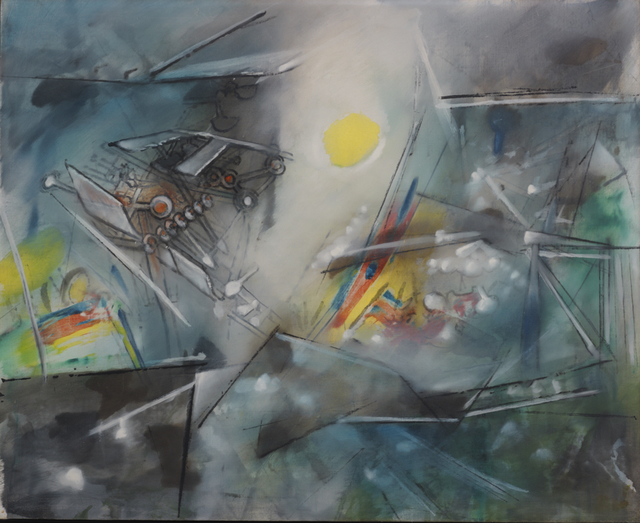 , 'Jazz,' 1959, New River Fine Art