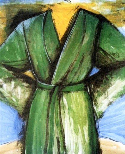 , 'The Mighty Robe,' 1985, michael lisi / contemporary art