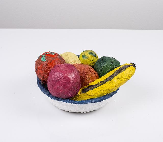 , 'Fruit Bowl,' 2018, SMAC