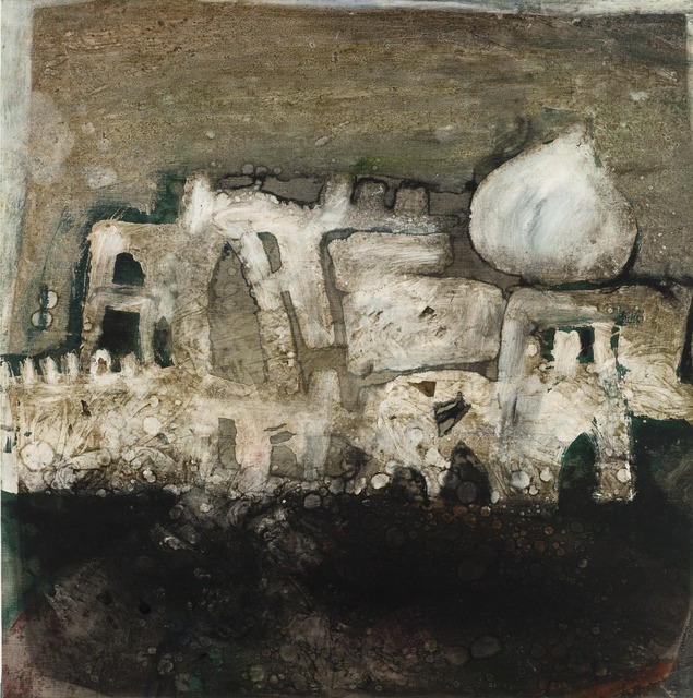 , 'Old Delhi,' 1965, Grey Art Gallery