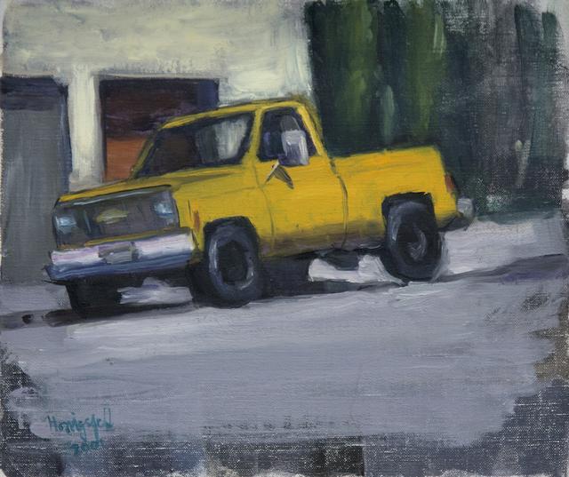 , 'San Francisco Truck,' 2001, Susan Eley Fine Art