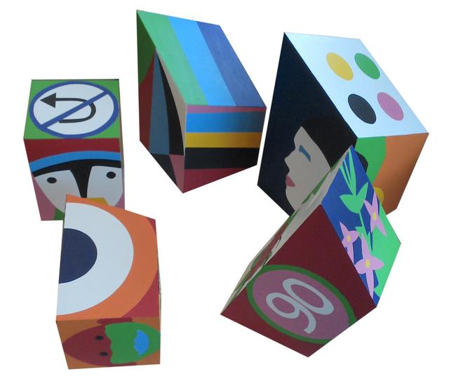 , 'Untitled / Prismas (D),' 1968-2013, Barbara Thumm