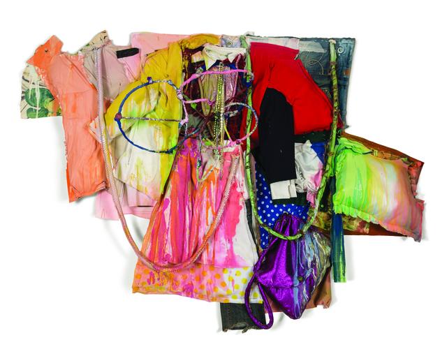 , 'Purple Bag,' 2014, Carter Burden Gallery