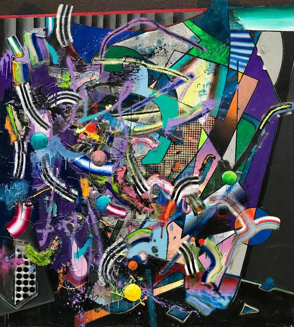 , 'Reverse Migraine,' 2017, Hans Alf Gallery