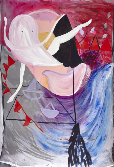 , 'Bailarina,' 2017, Miranda Bosch