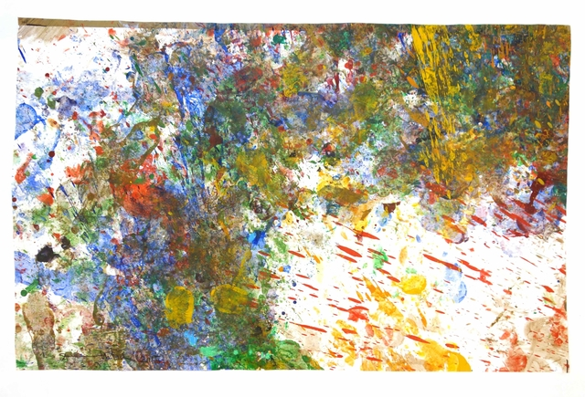 , 'Papierarbeit,' 2015, Galerie Elisabeth & Klaus Thoman
